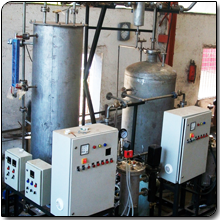 Electrod Boiler and Electric Boiler
